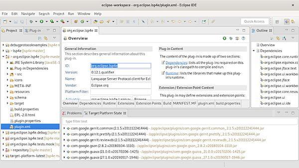 Como instalar o Eclipse IDE for Eclipse Committers no Linux via Flatpak