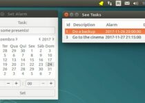 Como instalar o gerenciador de alarmes Bzoing no Linux via Snap