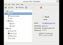 Como instalar o gerenciador de senhas Revelation no Linux via Flatpak