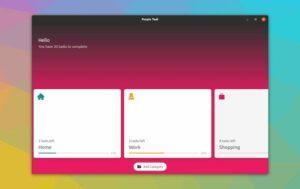 Como instalar o gerenciador de tarefas Purple Task no Linux via Snap