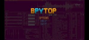 Como instalar o monitor de recursos Bpytop no Linux via Snap