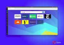 Como instalar o navegador Opera beta no Linux via Snap