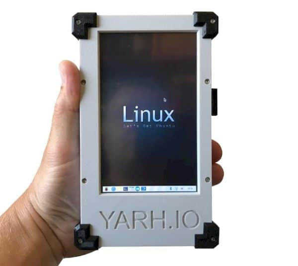 um Raspberry Pi portátil e personalizável