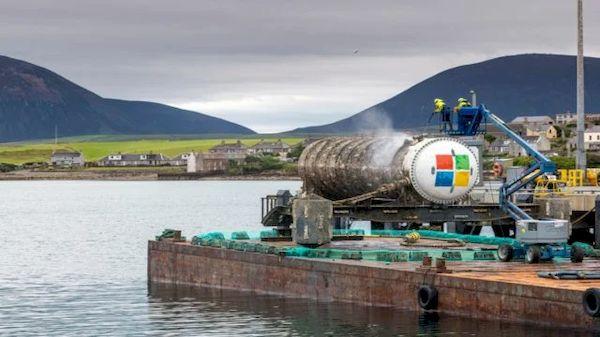 Datacenter debaixo d'água foi um sucesso, segundo a Microsoft