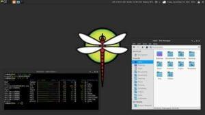 DragonFlyBSD 5.8.2 lançado com correções para HAMMER2 e mais