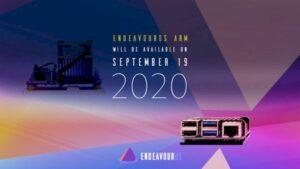 EndeavourOS lançará uma distro para ARM em breve