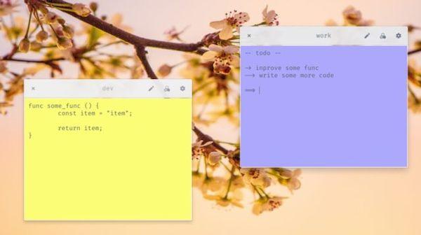 Enso OS 0.4 lançado com um novo aplicativo de anotações