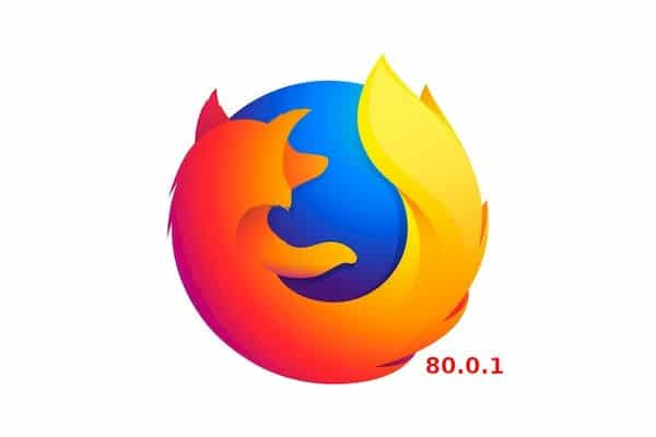 Firefox 80.0.1 já está disponível para download com correções importantes