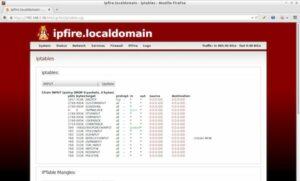 IPFire 2.25 Core 149 com várias correções de bugs e melhorias