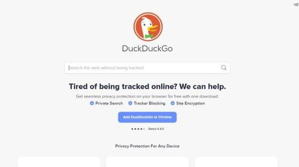 Leilão do Google Android Search Engine favorece o Google, diz o DuckDuckGo