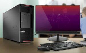 Lenovo lançou alguns ThinkPad e ThinkStation com Ubuntu 20.04 LTS