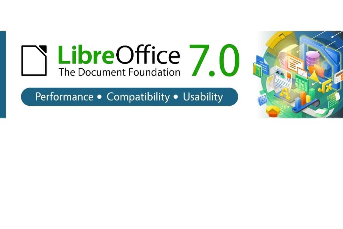 LibreOffice 7.0.1 lançado com correção para 79 erros
