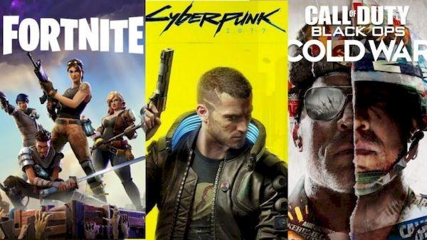 Nvidia anunciou Ray Tracing para Fortnite, Cyberpunk 2077, COD Cold War
