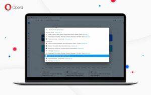 Opera 71 lançado com melhorias na pesquisa de guias e histórico