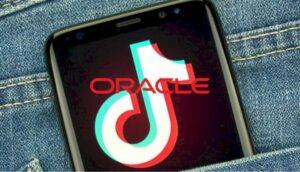 TikTok escolheu a Oracle como parceiro comercial para se manter nos EUA