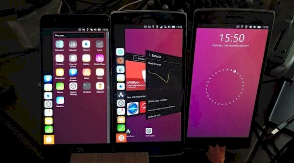 Ubuntu Touch OTA-13 lançado com suporte a OnePlus 3, 3T e Xperia