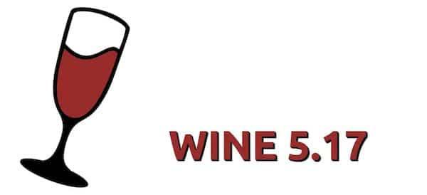 WINE 5.17 lançado com suporte para um novo driver de rede NDIS