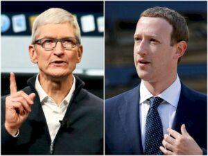 Zuckerberg disse que a App Store da Apple merece ser investigada