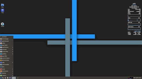 antiX 19.3 lançado com correções, atualizações de pacotes e outras melhorias