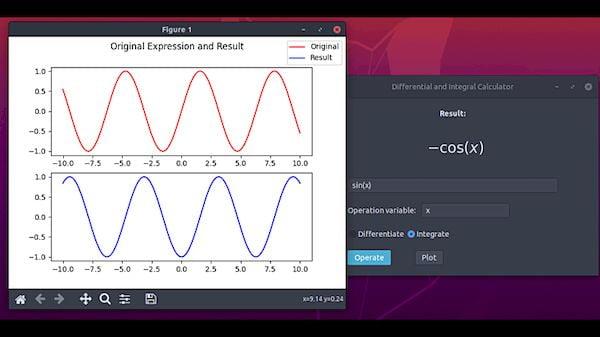 Como instalar o calculador de derivadas e integrais Calculus no Linux