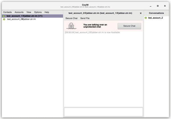 Como instalar o cliente de bate papo CoyIM no Linux
