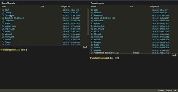 Como instalar o gerenciador de arquivos FreeMAN no Linux via Snap