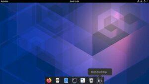 Dash to Dock 69 lançado para suportar o GNOME 3.38