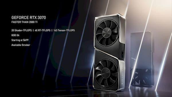 Driver NVIDIA 455.38 lançado com suporte RTX 3070 e compatibilidade AMD SME