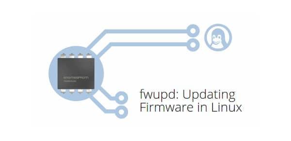 Fwupd 1.5 lançado com suporte a hardware expandido e novos recursos