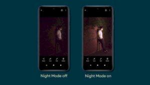 Google lançou o modo noturno para dispositivos Android Go