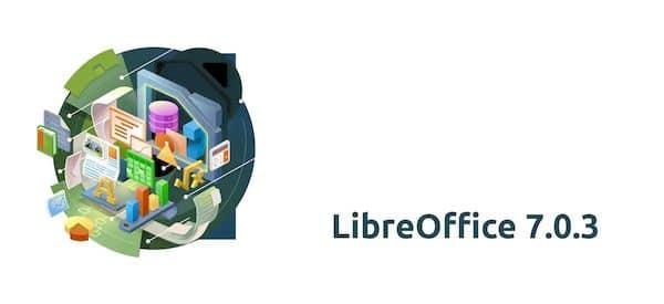 LibreOffice 7.0.3 lançado com correções e compatibilidade melhorada