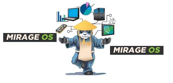 MirageOS 3.9 lançado com um redesenho do hipervisor e mais