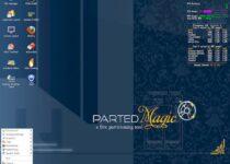 Parted Magic 2020_10_12 lançado com Xfce no lugar do Openbox e mais