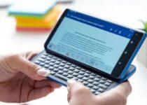 Pro1-X da Fxtec é um telefone com teclado físico QWERTY