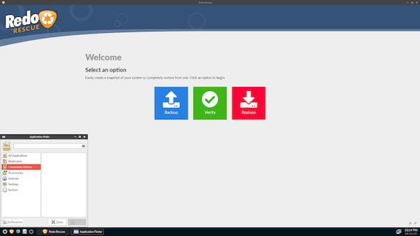 Redo Rescue 3 lançado com base no Debian 10 e mais