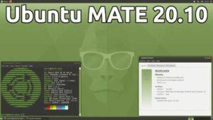 Ubuntu MATE 20.10 lançado com MATE 1.24.1, indicadores Ayatana e muito mais
