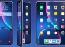 Apple está testando telas para um telefone dobrável, que pode ser lançado em 2022