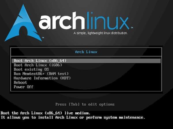 Arch Linux 2020.11.01 lançado com o kernel 5.9 e novos recursos de acessibilidade