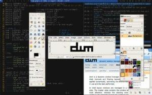 ArcoLinux 20.11.9 lançado com uma nova variante que usa o dwm