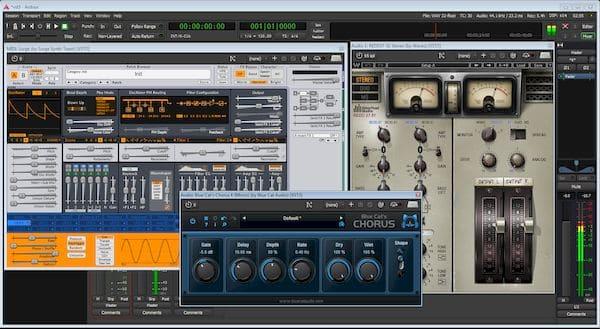 Ardor 6.5 lançado com suporte para plug-ins VST3 e mais
