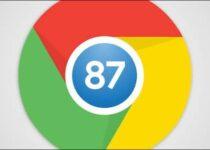 Chrome 87 lançado com ainda mais melhorias de desempenho