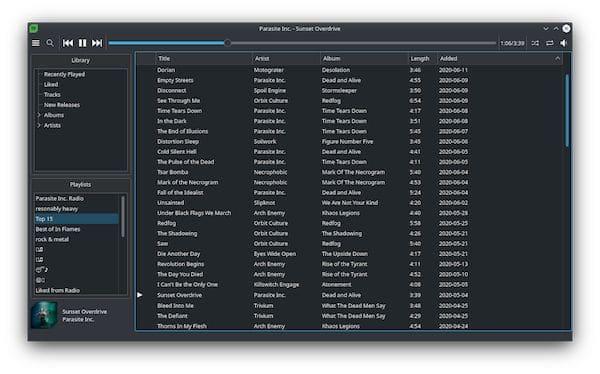 Como instalar o cliente Spotify spotify-qt no Linux via Snap