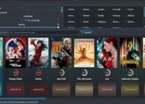 Como instalar o cliente TMDb MovieSquare no Linux via Snap