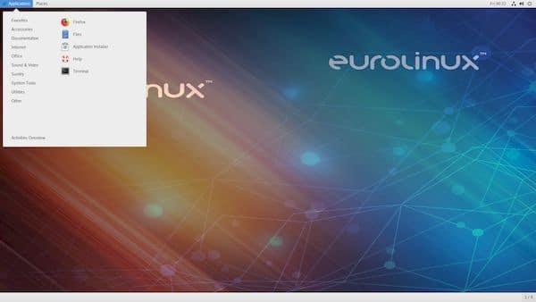 EuroLinux 7.9 lançado com algumas atualizações de pacotes