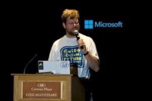 Guido van Rossum anunciou que irá trabalhar na Microsoft