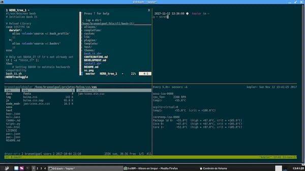 IceWM 1.9 lançado com melhorias de pesquisa, depuração e muito mais