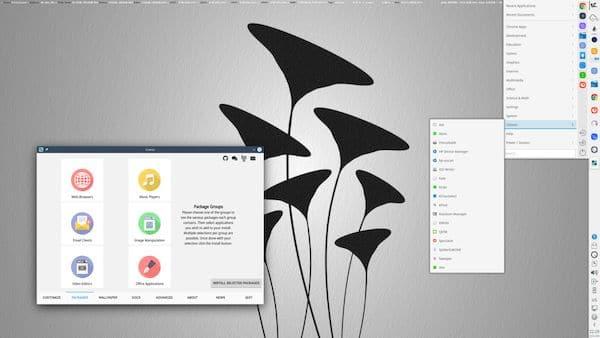 KaOS 2020.11 lançado com KDE Plasma 5.20.3 e KDE Applications 20.08.3