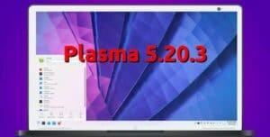 KDE Plasma 5.20.3 lançado com correções de erros mas ainda sem backport