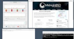 MidnightBSD 2 lançado com atualizações de segurança e correções