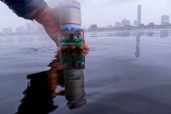 MIT desenvolveu um sistema de navegação subaquático sem bateria